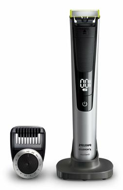 Philips Norelco Oneblade QP6520/70 Pro Hybrid Electric Trimm