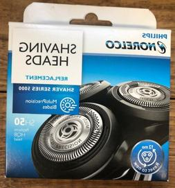 Philips Norelco Shaving Heads, Replacement Shaver Series 500