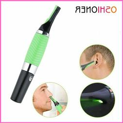 Nose Ear Face Hair Trimmer Personal Care Stainless Steel Rem