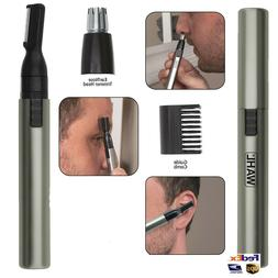 Nose Ear Trimmer Neck Hair Eyebrow Groomer Clippers Micro Pe