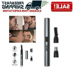 Nose Ear Trimmer Neck Hair Eyebrow Shaver Personal Face Groo