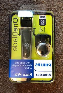 Philips Norelco Oneblade QP6520/70 Face Pro Hybrid Electric