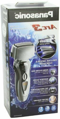 pan es8103s wet dry washable shaver
