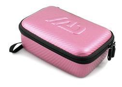 CASEMATIX Pink Epilator Case fits Phillips Satinelle Epilato