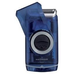 Braun Pocket Mobile Electric Foil Shaver for Men, Washable,