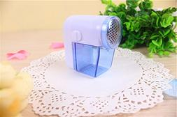 portable battery powered lint remover