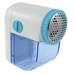 Portable Fabric Fuzz Remover Sweater Clothes Lint Shaver Pil