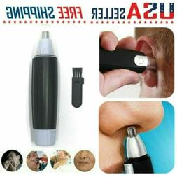 Portable Unisex Hair Nose Ear Face Removal Trimmer Shaver Cl