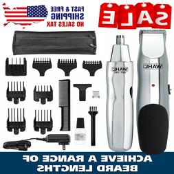 Pro Wahl Groomsman Rechargeable Beard Trimmer For Beard,Must