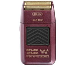 Wahl Professional 8061-100 5-star Series Rechargeable Shaver