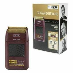 Wahl Professional 5-Star Series Rechargeable Shaver Shaper -