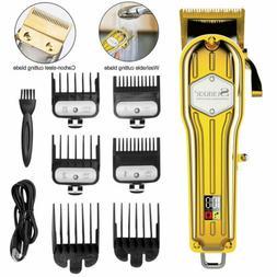 Professional Electric Hair Trimmer Clipper Shaver Barber Rem