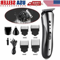 Professional Electric Male Men Hair Clipper Shaver Trimmer C