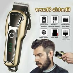 SURKER Hair Trimmer Rechargeable Electric Hair Clippers Hair