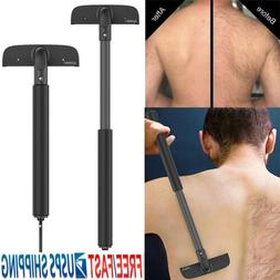 Professional Men DIY Back Hair Removal Body Shaver Razor Sha