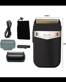 VGR Professional Men's USB Electric Shaver Cordless Barber R