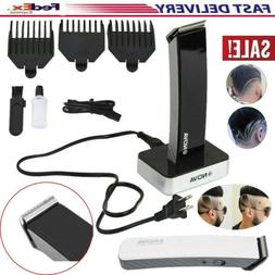 Professional Men's Electric Shaver Razor Beard Hair Clipper