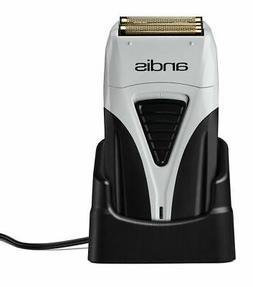 Andis Profoil Lithium Plus Titanium Foil Shaver & Premium Ch