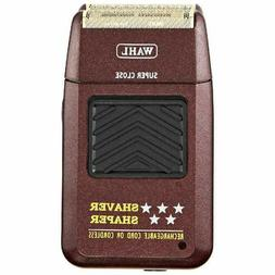 Wahl Rechargeable Bump Free 5 Star Shaver  - NEW - FREE SHIP