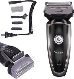 rechargeable cordless shaver electric precision