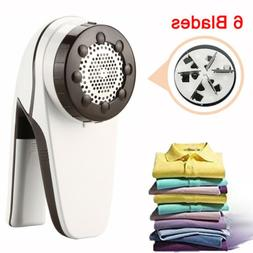 rechargeable electric clothes lint pill fluff remover