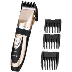 Rechargeable Hair Clipper Professional Trimmer Beard Shaver