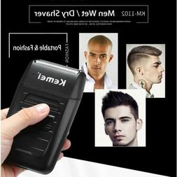 Kemei Rechargeable Shaver For Men Face Care Multifunction KM