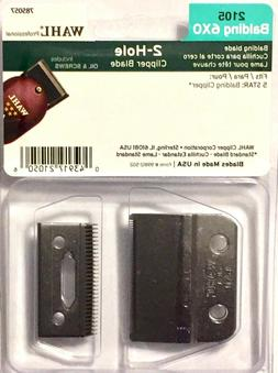 WAHL Replacement Professional 5-Star Balding 6X0 Clipper Bla