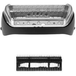 Replacement foil and cutter, fits Braun Cruzer, 10B, 20B.