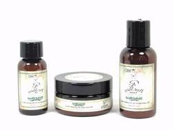Razor MD Razor md rx shave trio : post shave lotion 60ml + p