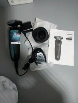 Philips Norelco S6810/82 6900 Wet/dry Electric Shaver Blue B