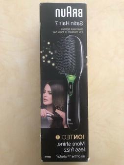 Braun Satin Hair Iontec Hair Brush