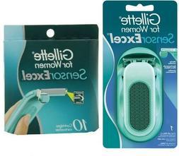 sensor excel razor blade refills