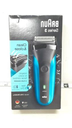 Braun Series 3 310s Wet and Dry Electric Shaver Rechargeable