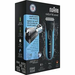 Braun Series 3 ProSkin 3010s Rechargeable Wet&Dry Electric S