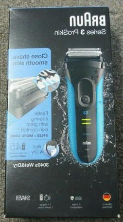 Braun Series 3 ProSkin 3040s Wet & Dry Electric Shaver