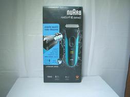 Braun Series 3 ProSkin 3040s Wet & Dry Trimmer Shaver Beard