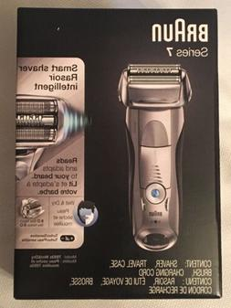 Braun Series 7 7893s Wet & Dry Electric Smart Shaver Razor R