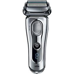 Braun Series 9 9093s Wet and Dry Waterproof Foil Shaver for