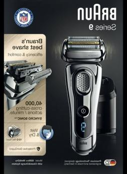 Braun Series 9 9290CC  Men's Electric Shaver with Charger an