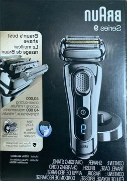 Braun Series 9 9293s Men's Wet & Dry Electric Cordless Shave