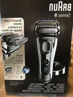 braun series 9 9293s Mens Electric Shaver Wet/Dry Charging S
