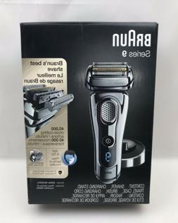 Braun Series 9 9293s Wet Dry Electric Shaver Razor w/ Chargi