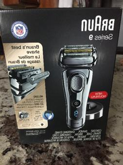 Braun Series 9 9293s Wet Dry Electric Shaver Men Charging St