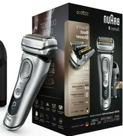Braun Series 9 9370 Men's Electric Shaver with Charger and T