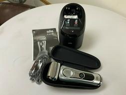 Braun Series 9 Men's Electric Foil Shaver Wet&Dry w/ Chargin