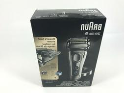 Braun Series 9 9293s Wet & Dry Electric Shaver for Men with
