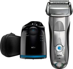 Braun Series 7 Model 7899CC Electric Smart Shaver. With Clea