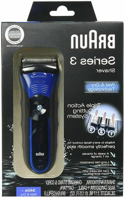Braun Series 3 340 Rechargeable Shaver