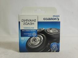 Philips Norelco Shaver Head Blades Only SH50 S5000 5500 S537